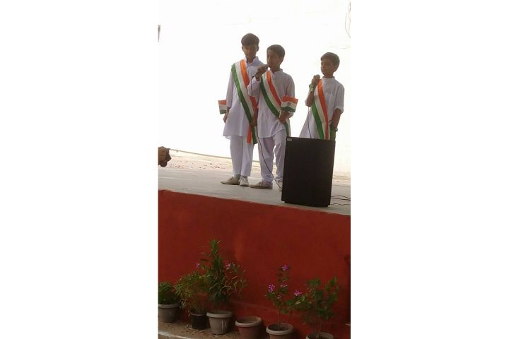 B R Mehta Vidya Bhawan Senior Secondary School-Independence Day
