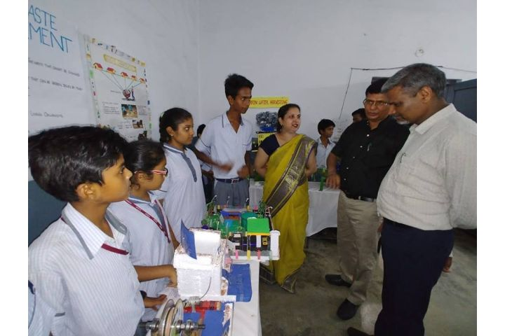 B R Mehta Vidya Bhawan Senior Secondary School-Exhibition