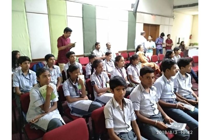 B R Mehta Vidya Bhawan Senior Secondary School-Event