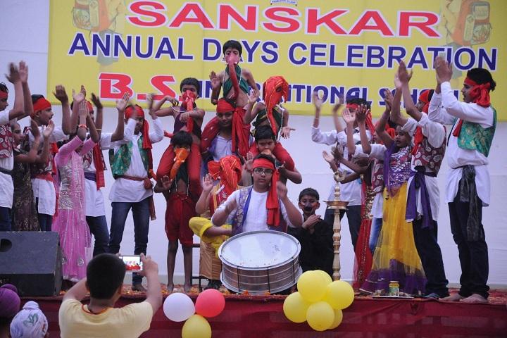 B S  International School-Annual Day Celebrations