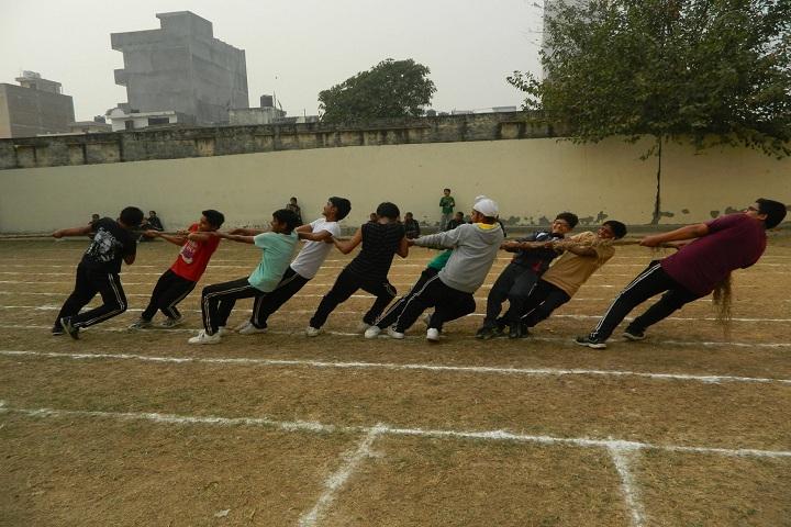 B S  International School-Sports2