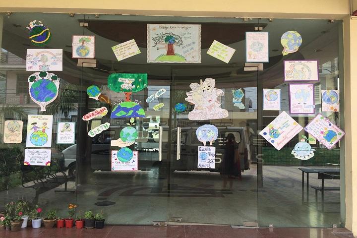 B S International School-Art by Students