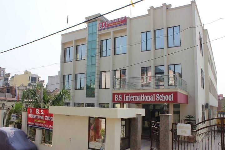B S International School-Campus