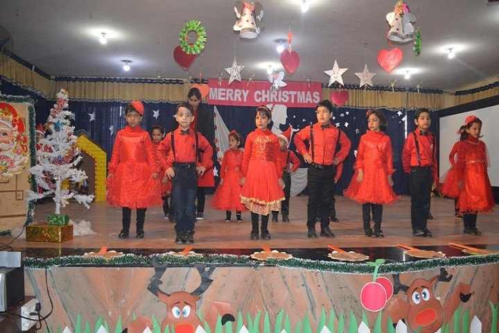 B V M Public School-Chritmas Celebrations