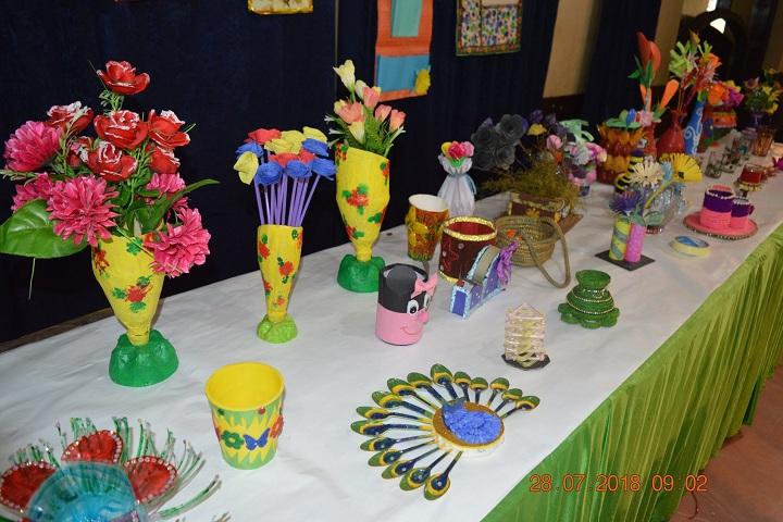 B V M Public School-Art and Craft