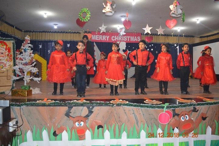 B V M Public School-Chritmas Celebrations