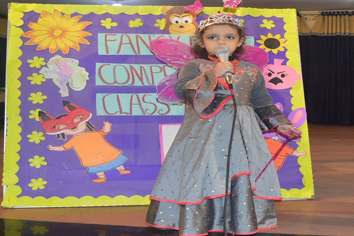B V M Public School-Fancy Dress Compitition