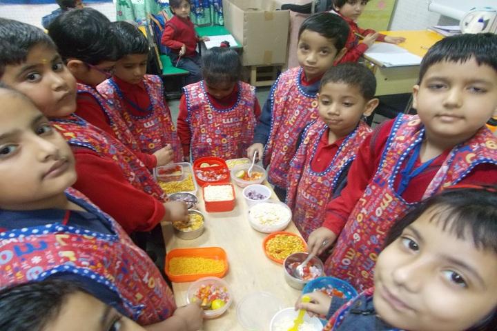 B V M Public School-Food Maling
