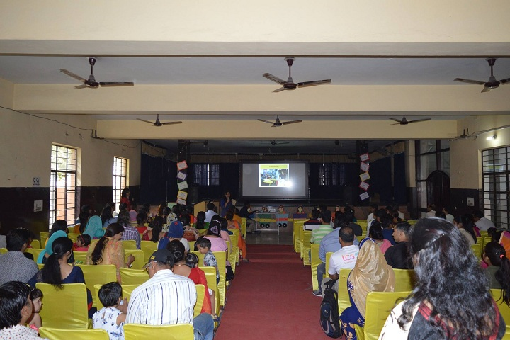 B V M Public School-Orientation Program