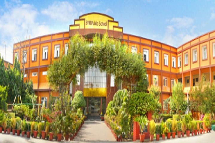 B V M Public School-School Campus