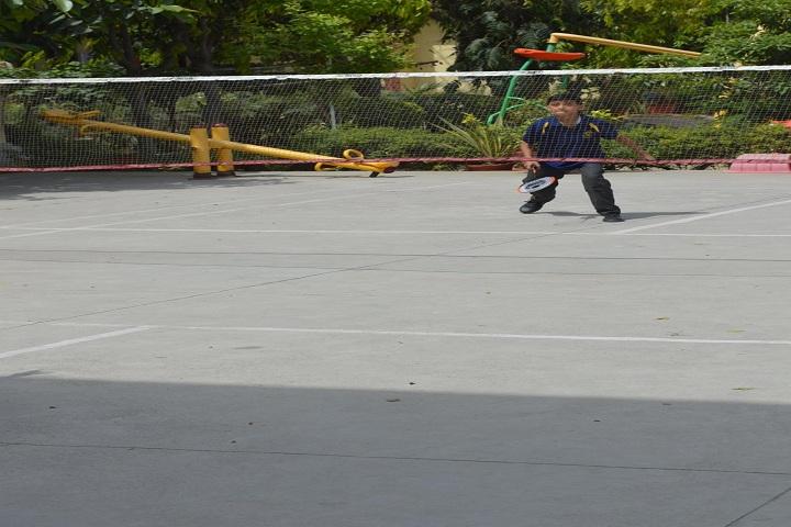 B V M Public School-Sports2