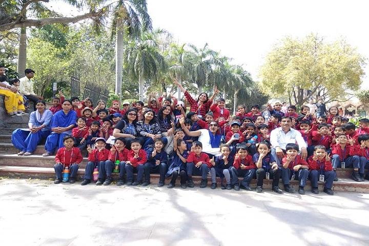 B V M Public School-Tour