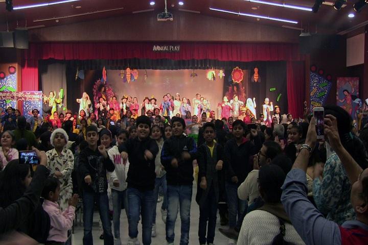 Bal Bharati Public School-Annual Day 2