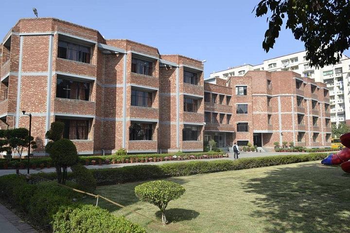 Bal Bharati Public School-Campus