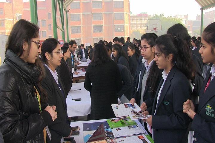 Bal Bharati Public School-Career Fair