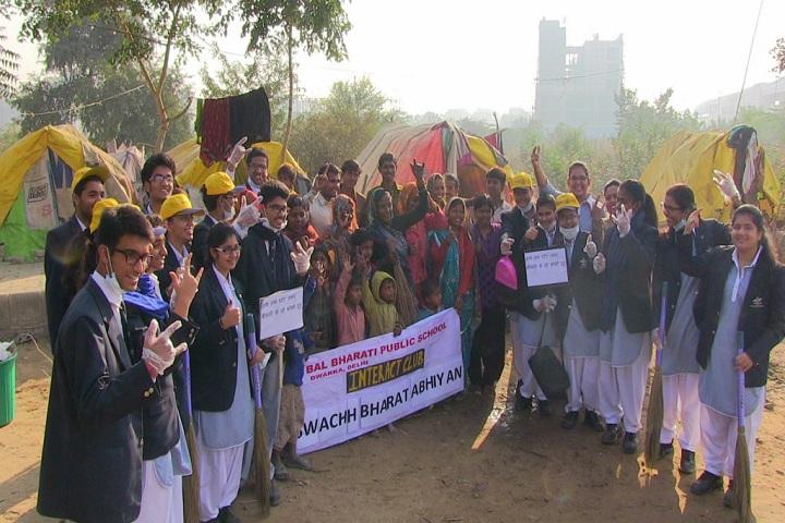 Bal Bharati Public School-Interact Club