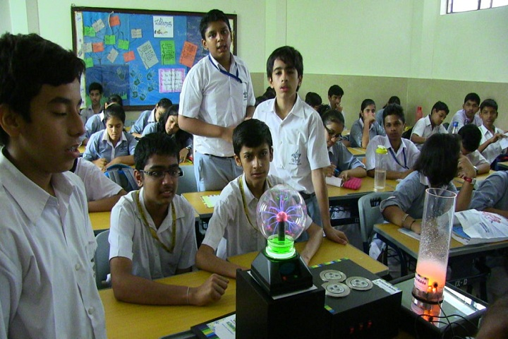 Bal Bharati Public School-Little Scientist
