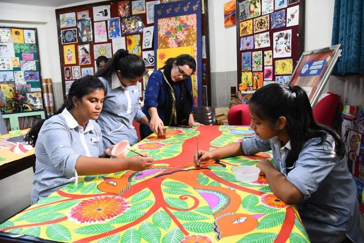 Bal Bharati Public School-Painting