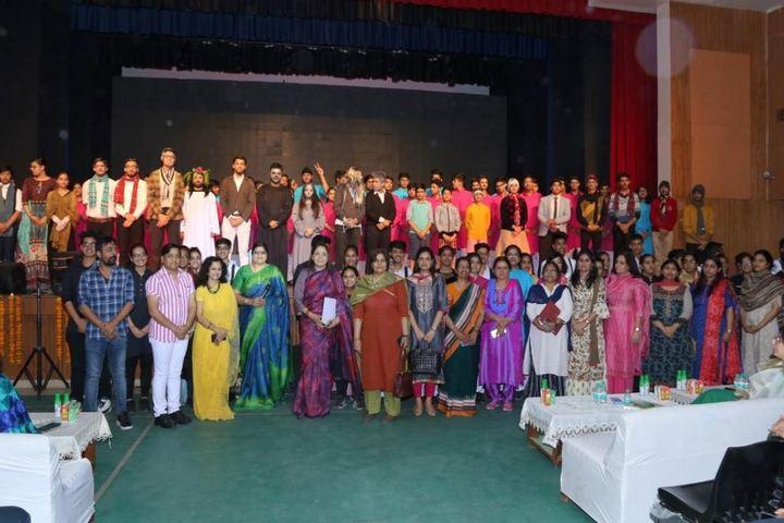 Bal Bharati Public School-Function
