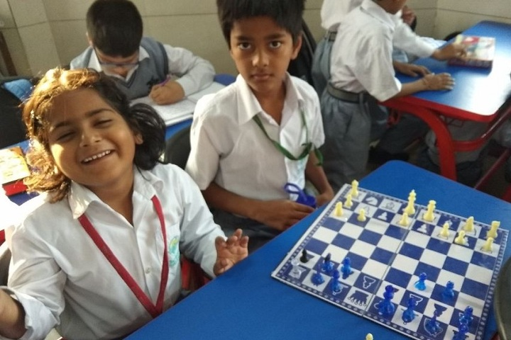 Bal Bharati Public School-Hands on Minds