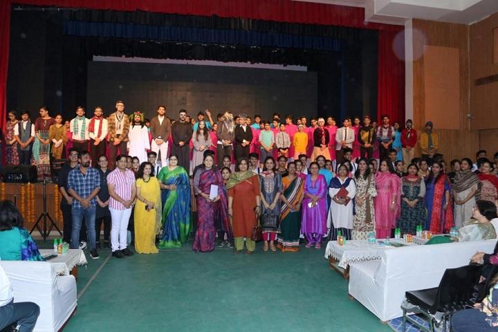 Bal Bharati Public School-Staff