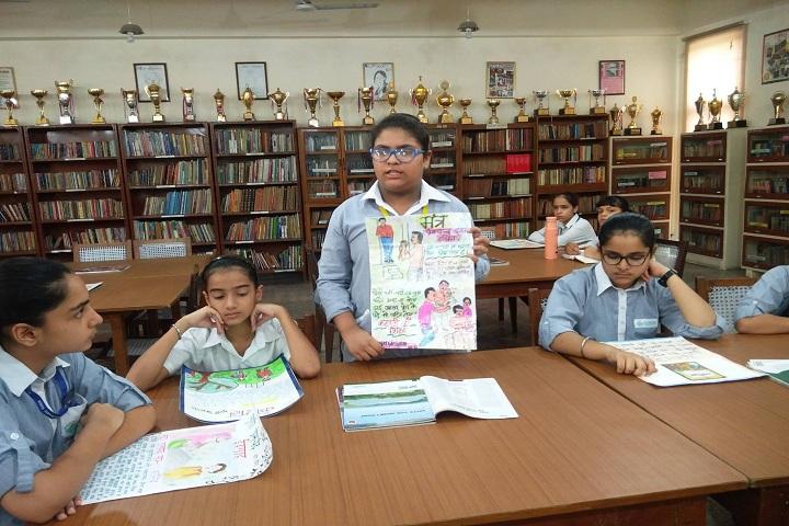 Bal Bharati Public School-Art