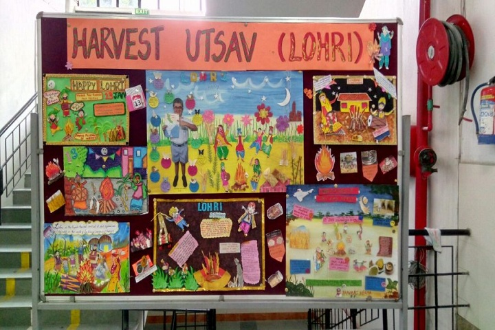 Bal Bharati Public School-Harvest Utshav