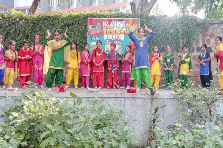 Bal Bharati Public School-Special ISA Assembly