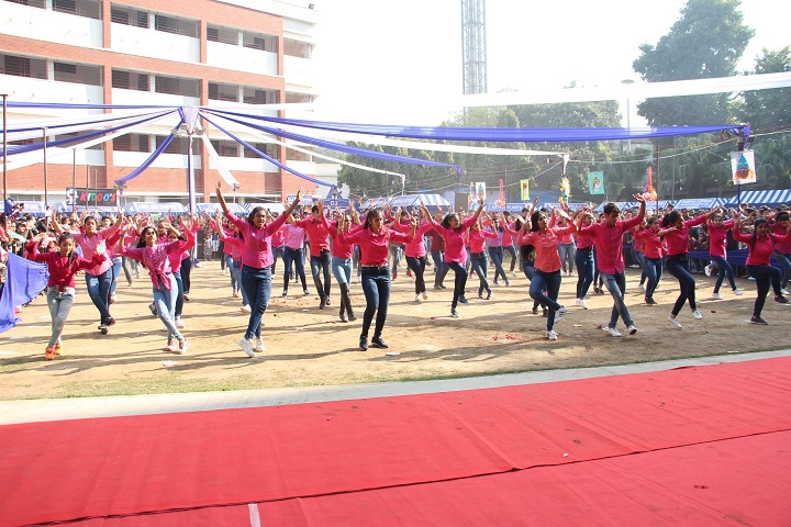 Bal Bharati Public School-Winter Carnival