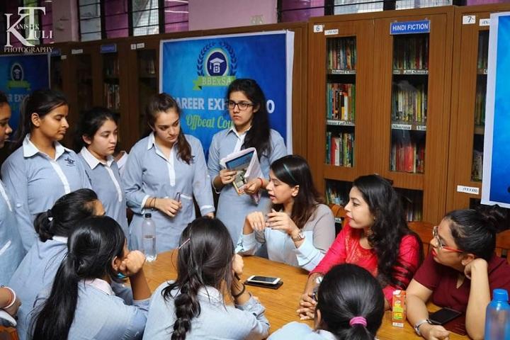 Bal Bharati Public School-Career Exhibit