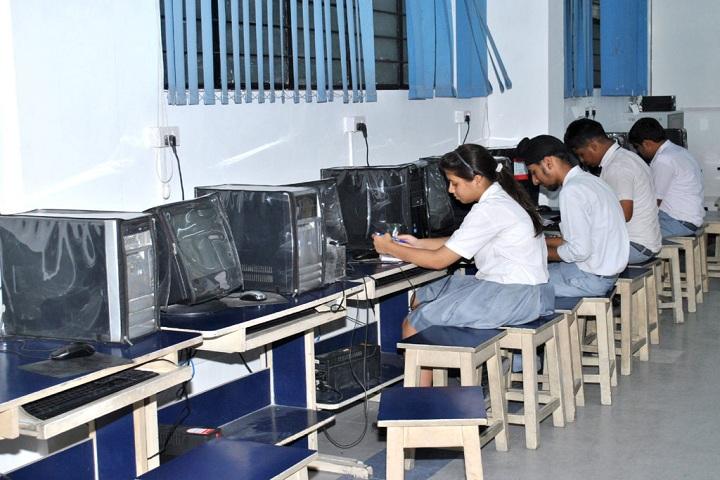 Bal Bharati Public School-Computer Lab
