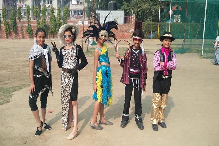 Bal Bharati Public School-Fancy Dress Compitition