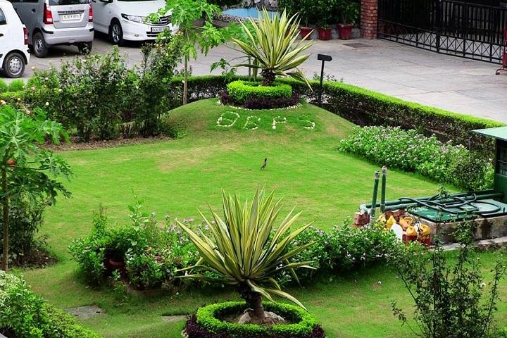 Bal Bharati Public School-Garden
