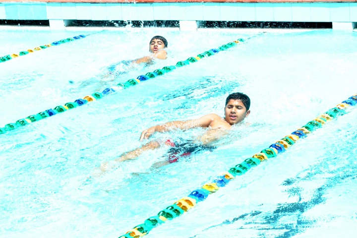 Bal Bharati Public School-Swimming Pool