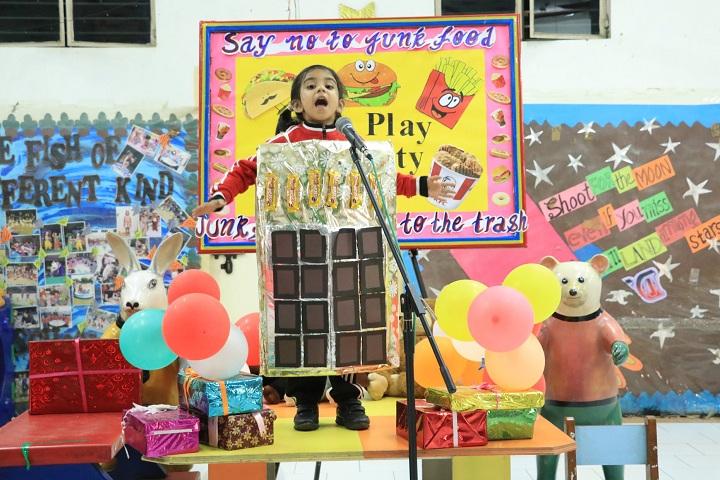 Bal Bhavan International School-Activity
