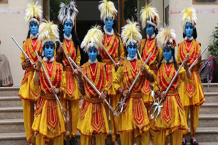 Bal Bhavan International School-Dance 2