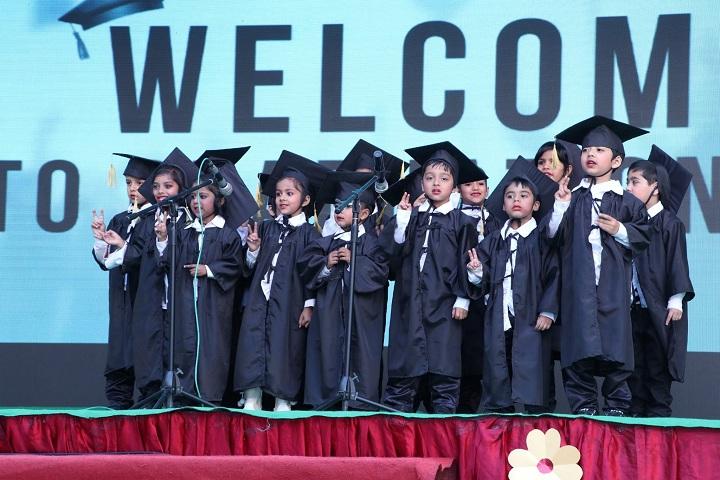 Bal Bhavan International School-Graduation Day