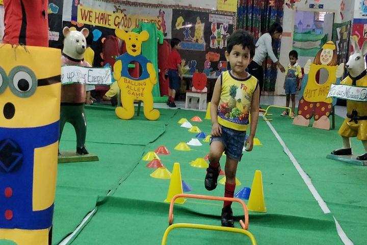 Bal Bhavan International School-Kids Playroom