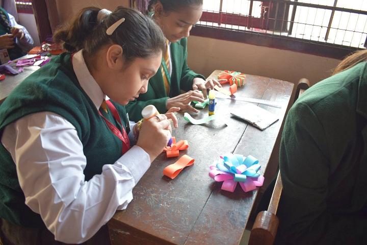 Bal Mandir Senior Secondary School-Color Designs