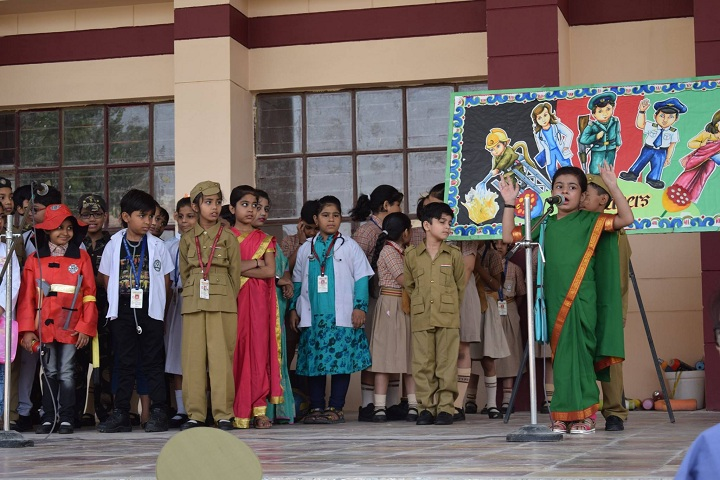 Bal Mandir Senior Secondary School-Fancy Dress Compitition