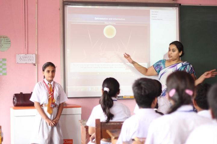 Bal Mandir Senior Secondary School-SmartLearning