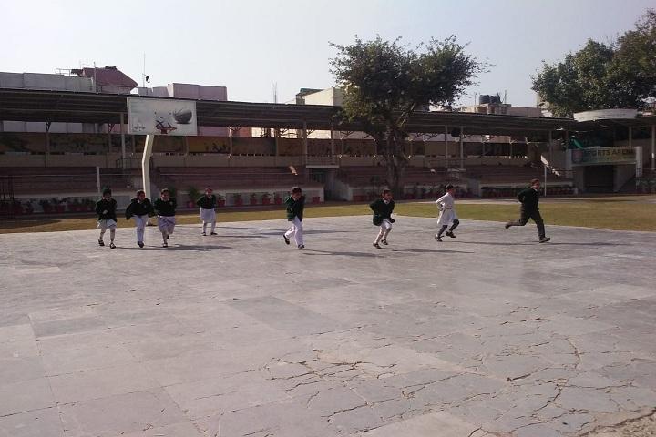 Bal Mandir Senior Secondary School-Sports