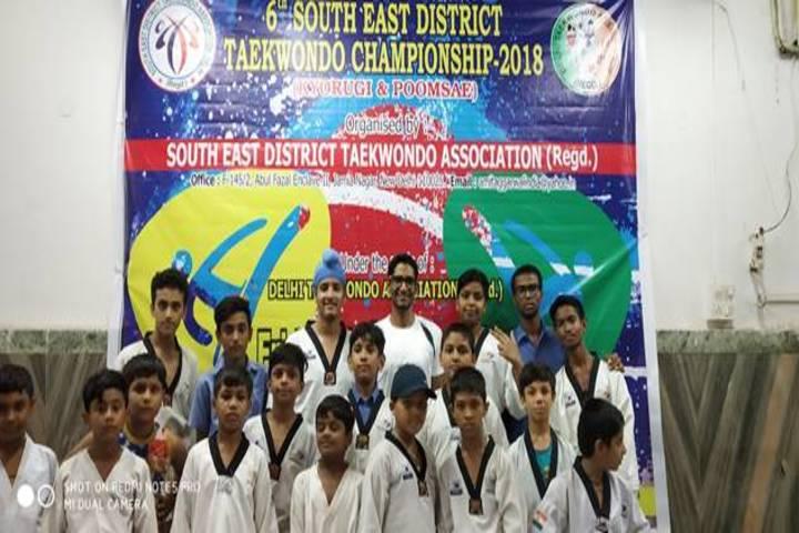 Balvantray Mehta Anguri Devi Shersingh Memorial Academy-Achievements
