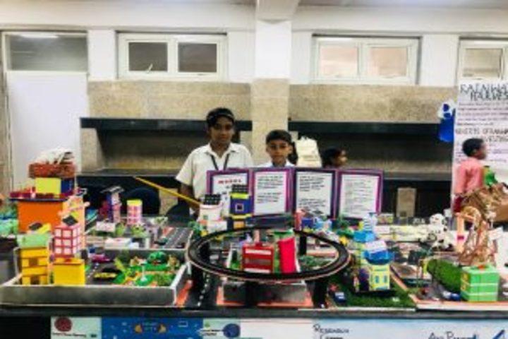Balvantray Mehta Anguri Devi Shersingh Memorial Academy-Exhibition