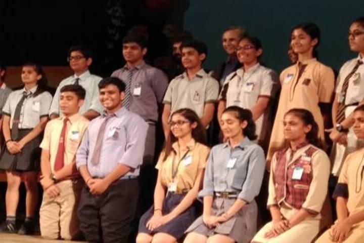 Balvantray Mehta Anguri Devi Shersingh Memorial Academy-Students