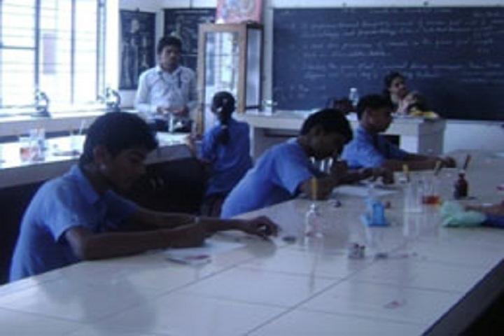 Balvantray Mehta Anguri Devi Shersingh Memorial Academy-Biology lab