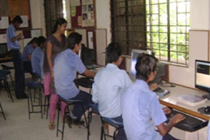 Balvantray Mehta Anguri Devi Shersingh Memorial Academy-Computer lab