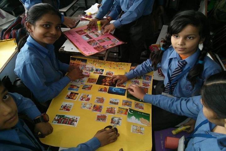 Balvantray Mehta Anguri Devi Shersingh Memorial Academy-Science exhibition