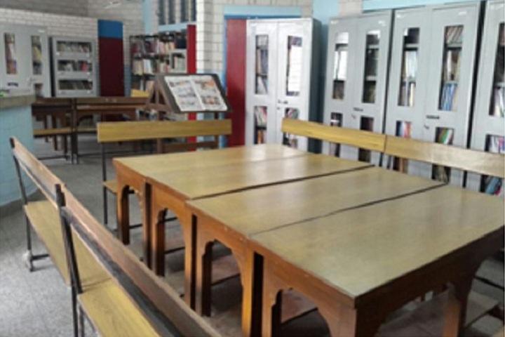 Banasthali Public School-Library