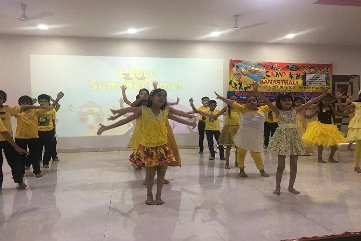 Banasthali Public School-Dancing